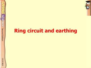 Ring circuit and earthing