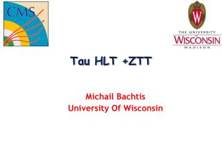 Tau HLT +ZTT