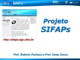 Projeto SIFAPs