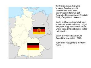 Berlinupproret 17 juni 1953.