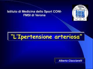 """L'Ipertensione arteriosa"""