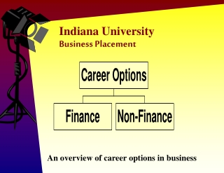 WHAT CAN I DO WITH A MAJOR IN ..