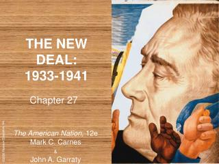THE NEW DEAL:  1933-1941