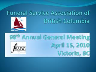 98 th  Annual General Meeting