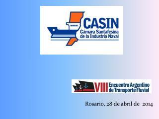 Rosario, 28 de abril de  2014