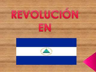 REVOLUCIÓN  EN