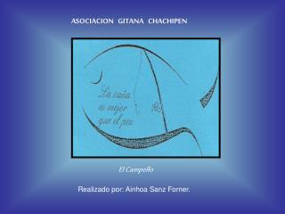 ASOCIACION   GITANA   CHACHIPEN