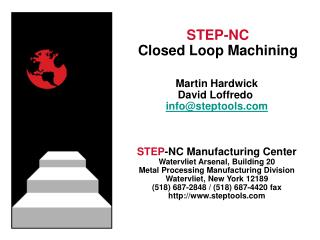 STEP-NC Closed Loop Machining