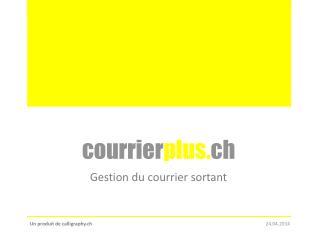 courrier plus. ch