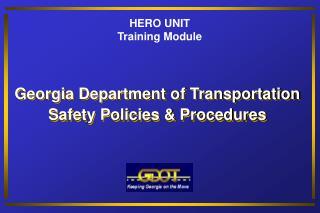 HERO UNIT Training Module