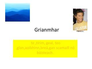 Grianmhar