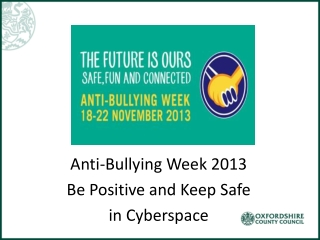 Stay Safe in Cyberspace