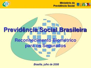 Brasília, julho de 2008