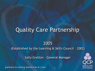 Quality Care Partnership