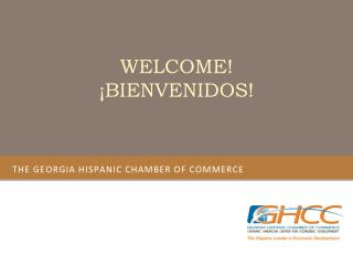 The  georgia hispanic  chamber of commerce