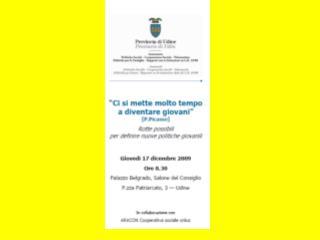Udine, 17 dicembre '09