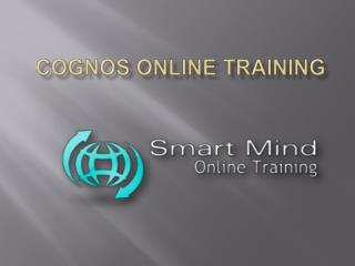 Cognos Online Training in usa, uk, Canada, Malaysia, Austral