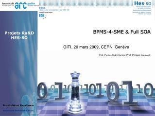 BPMS-4-SME & Full SOA