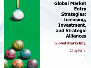 Global Marketing Chapter 9