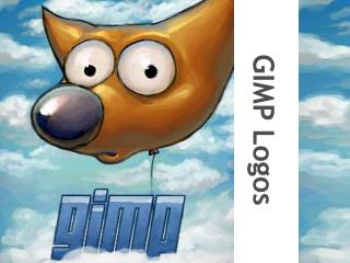 GIMP Logos