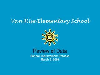 Van Hise Elementary School