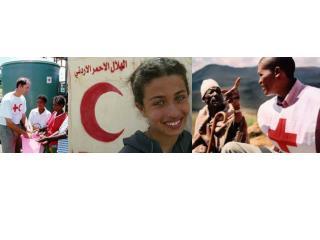 Het Nederlandse Rode Kruis  Helpt Direct  Ver weg, maar ook om de hoek