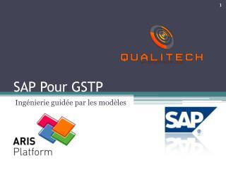 SAP Pour GSTP