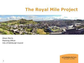 The Royal Mile Project