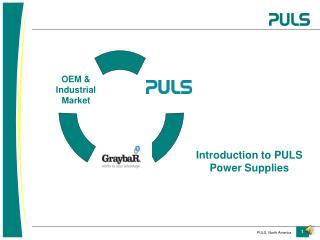 Introduction to PULS Power Supplies