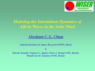Modeling the Intermittent Dynamics of  Alfvén Waves in the Solar Wind
