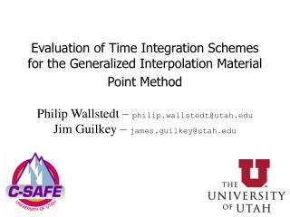 Recurring Themes in Time Integration