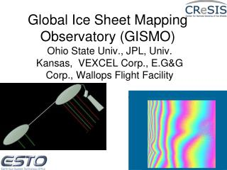 Global Ice Sheet Mapping Observatory (GISMO)