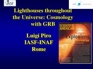 Luigi Piro IASF-INAF Rome