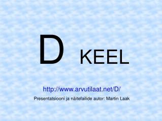 D  KEEL