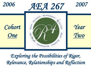 Exploring the Possibilities of Rigor, Relevance, Relationships and Reflection