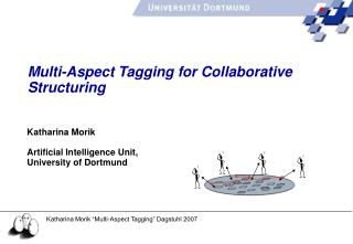 Multi-Aspect Tagging for Collaborative Structuring