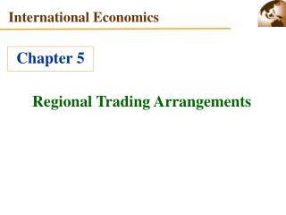 Regional Trading Arrangements