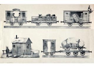 Forrás: vasúti statisztikák 1858 előtt szórvány adatok 1890 után évi 240 ezer adat