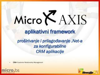 aplikativni framework