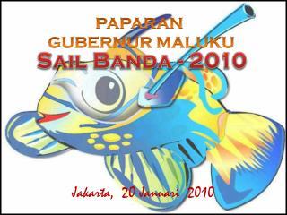 SAIL BANDA - 2010