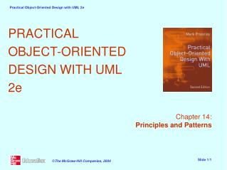 PRACTICAL  OBJECT-ORIENTED  DESIGN WITH UML  2e
