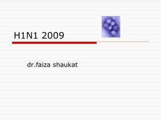 H1N1 2009