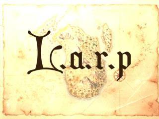 Wat  is  larp?