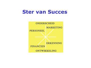 Ster van Succes
