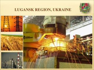 LUGANSK REGION, UKRAINE