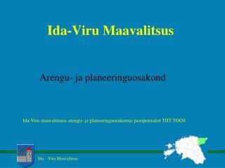 Ida-Viru Maavalitsus