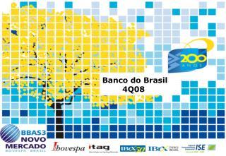 Banco do Brasil 4Q08