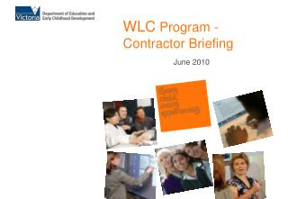 WLC  Program -  Contractor Briefing