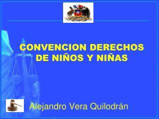 CONVENCION DERECHOS DE NI�OS Y NI�AS
