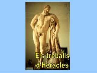 Els treballs d'Hèracles